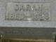 Sarah Jane <I>Shook</I> Dobson