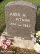Profile photo:  Anna Pitman
