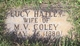 Lucy Ann <I>Hatley</I> Coley