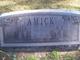 Profile photo:  A Jack Amick