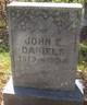 John E Daniels