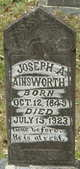 Joseph A Ainsworth