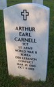 Profile photo:  Arthur Earl Carnell