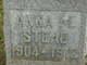 Anna M Stead
