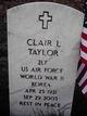 Clair L Taylor