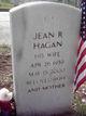 Jean R Hagan