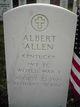Profile photo:  Albert Allen