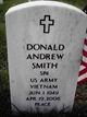 Donald Andrew Smith