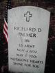 Richard D Palmer