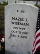 Hazel L <I>Scott</I> Wiseman