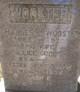 Allice D. <I>Cooley</I> Wooster