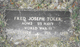Fred Joseph Toler