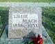 Lillie C. <I>Miller</I> Beach