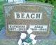 Katherine M. <I>Lutz</I> Beach