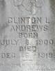 Clinton L Andrews