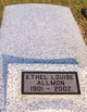 Ethel Louise <I>Likins</I> Allmon