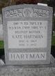 Kate <I>Grunberger</I> Hartman