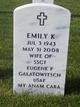 Emily Kathleen <I>Costello</I> Galatowitsch