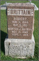 Martha Jane <I>Hill</I> Brittain