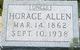 Ephraim Horace Allen