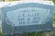 """James Reuben """"Jim"""" Allen"""