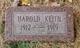 Harold Keith Docherty