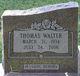 Thomas Walter Bowman