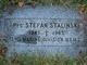 PFC Stefan Zbigniew Stalinski