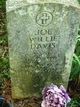Profile photo: Sgt Joe Willie Davis