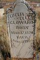 Adelia Ellen <I>Redden</I> Cloward