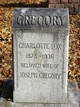 Charlotte <I>Fox</I> Gregory