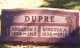 Profile photo:  Abraham Frances Dupre, III