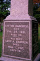 Cotton Bardwell