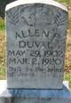 Profile photo:  Allen F. Duval