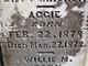 Profile photo:  Aggie Allen