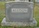 Ada Florence <I>Hedrick</I> Allison
