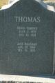 Henry Edmund Walters Thomas