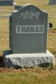 Jane Nibley <I>Maughan</I> Thomas