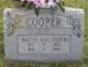 Mattie Mae <I>Floyd</I> Cooper