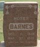 Moses Barnes