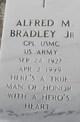 Profile photo:  Alfred M Bradley, Jr