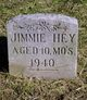 Jimmie Hey