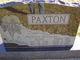 Dora Lee <I>Weaver</I> Paxton