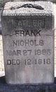 Frank J Nichols