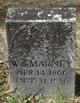 William Sherman Marney
