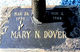 Profile photo:  Mary Nell <I>Head</I> Dover