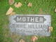 Jennie R. <I>Farster</I> Hilliard