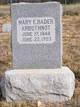 Mary Elizabeth <I>Bader</I> Arbuthnot
