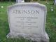 Profile photo:  Adaline <I>Johnston</I> Atkinson
