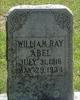 "Profile photo:  William Ray ""Will"" Abel"